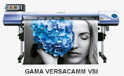 VersaCAMM Impresora/cortadora de la serie VSi