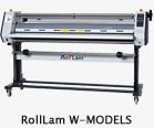 RollLam W models