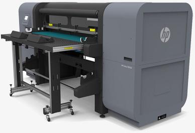 HP Latex FB550