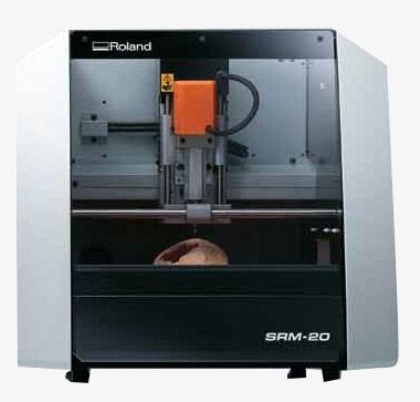 Fresadora de escritorio MonoFab SRM-20