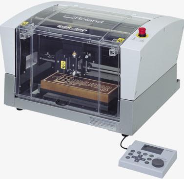Grabador Rotativo de Sobremesa EGX-350