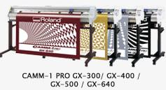 Plotters de corte Roland Printer