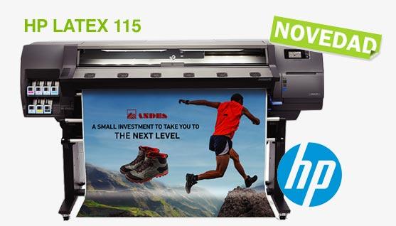 HP Latex 115
