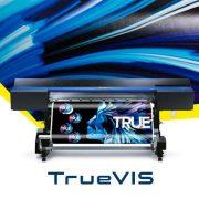 Roland DG TrueVis, Impresión y corte