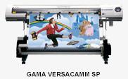 VersaCAMM Impresora/cortadora de la serie SPi