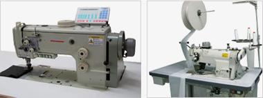 Maquinaria de confección textil