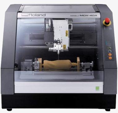 Fresadora de sobremesa Modela MDX-40A