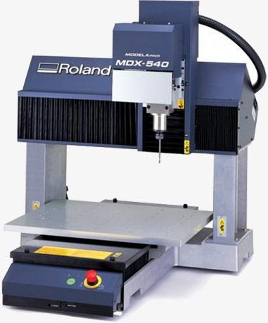 Fresadora CNC Modela MDX-540