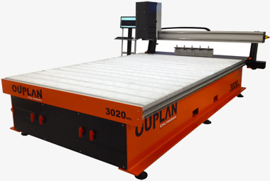 Fresadora Ouplan CHECKBOX
