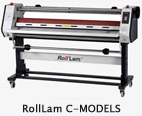 RollLam C models