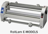 RollLam E models