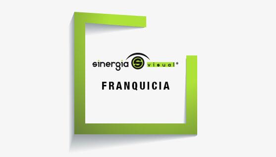Franquicia Sinergia Visual